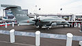 Piaggio P.1HH Hammerhead mock-up PAS 2013 01.jpg