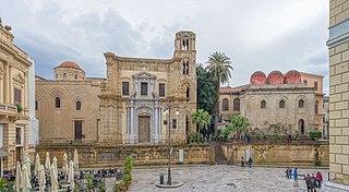 Piazza Bellini, Palermo