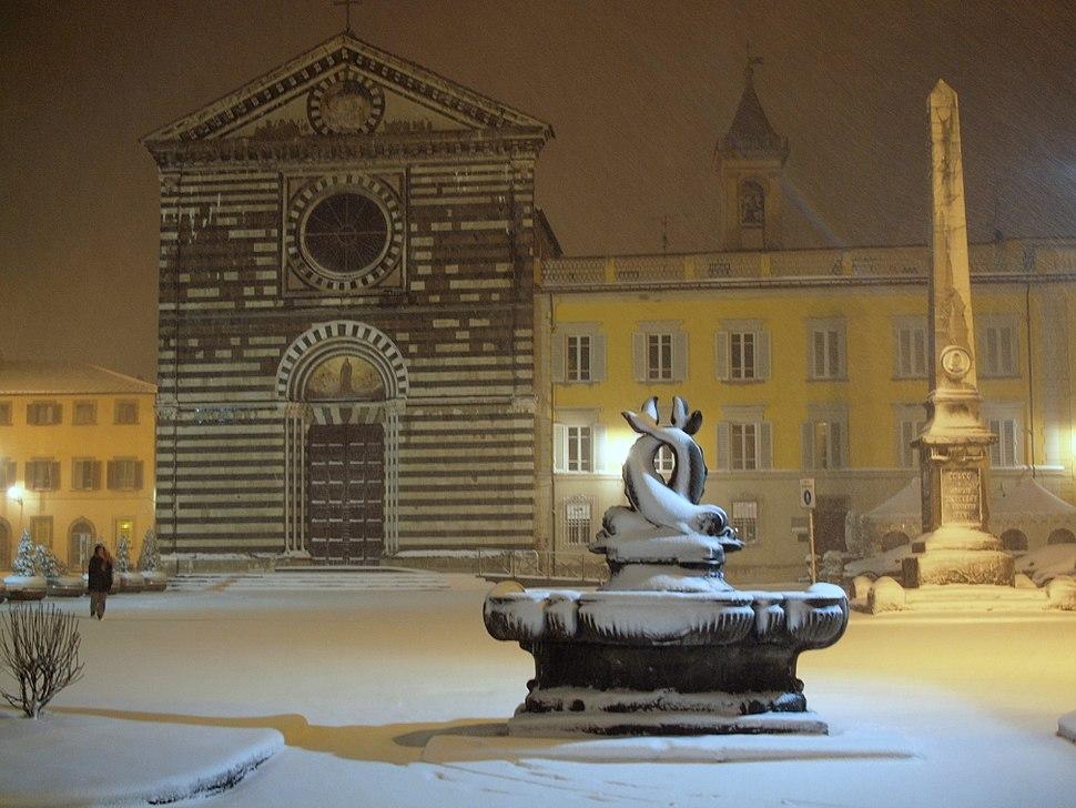 Prato howling pixel for Piazza san francesco prato