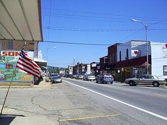Piedmont, Missouri - Streetside in Piedmont