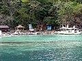 Pier of Kayangan Lake, Coron, Palawan - panoramio.jpg