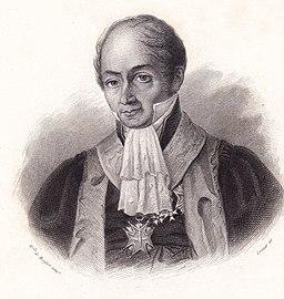 Pierre, comte de SERRE (1776-1824)