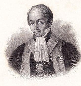 Hercule de Serre - Image: Pierre, comte de SERRE (1776 1824)