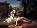 Pierre Gautherot - Pyramus and Thisbe, 1799.jpg