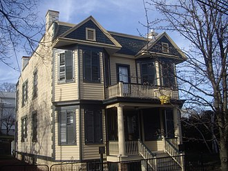New Jersey Digital Highway - The Pietro and Maria Botto House is one of the cultural institutions contributing to the New Jersey Digital Highway.