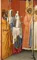 Pietro lorenzetti (attr.), san sabino davanti al governatore della toscana (forse), 1335-42 ca. 02.jpg