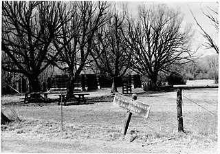 Pikes Stockade United States historic place