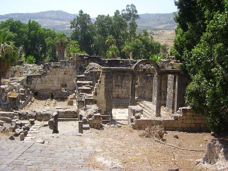 המרחצאות הרומאיים בחמת גדר