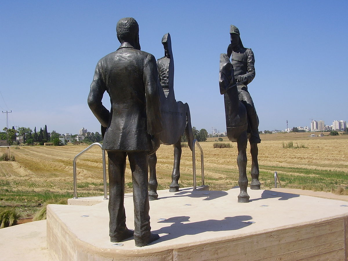 PikiWiki Israel 19452 quot;The meeting between Herzl and Kaiser wilhelm.JPG