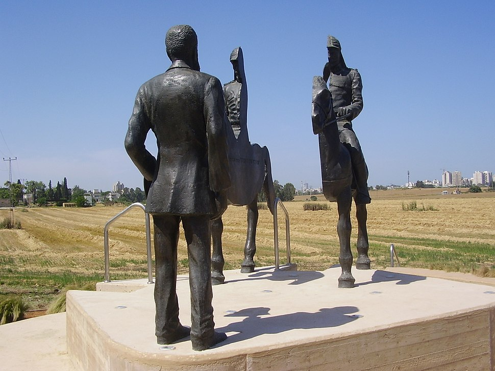 PikiWiki Israel 19452 quot;The meeting between Herzl and Kaiser wilhelm