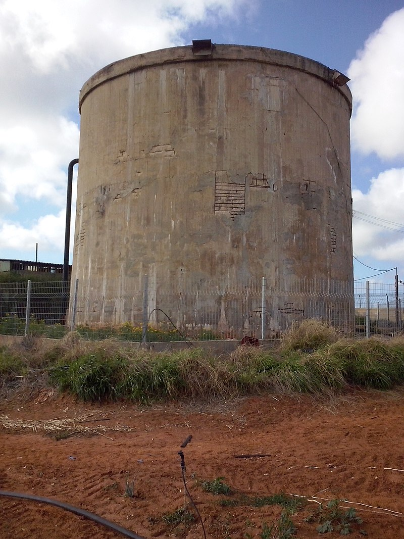 מגדל המים ברמות השבים