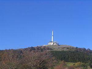Mont Pilat - Image: Pilat cret oeillon