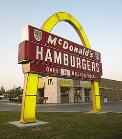 Pine Bluff McDonalds 1962 Sign.jpg