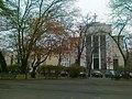 Plac Axentowicza kościół 2011-11-25.jpg