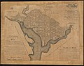 Plan of the city of Washington in the territory of Columbia, ceded by the states of Virginia and Maryland to the United States of America ... (8249620373).jpg