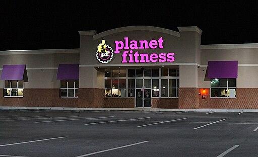 Planet Fitness, Revere, Massachusetts
