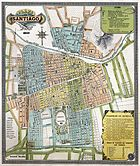 Santiago em 1886.