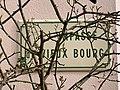 Plaque Impasse Vieux Bourg - Solutré-Pouilly (FR71) - 2021-03-02 - 1.jpg