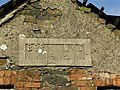 Plaque on building wall, Ballybracken - geograph.org.uk - 1580884.jpg