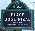 Plaque place Rizal Paris 1.jpg