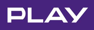 Play (telecommunications) - Image: Play Telecommunications logo 2013
