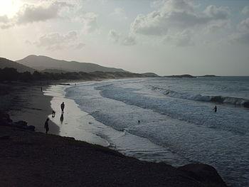 Playa de Bahia de Plata