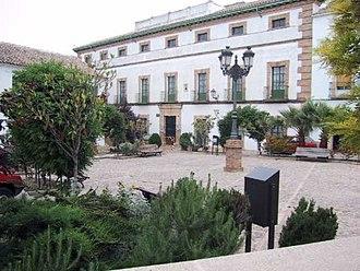 Arjona, Spain - Plaza Serrano, Arjona