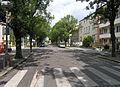 Poděbrady, Nymburské Předměstí, Palachova street.jpg