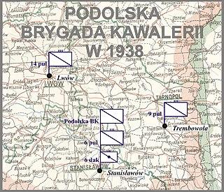 14th Jazlowiec Uhlan Regiment