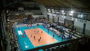 Polideportivo Gimnasia y Esgrima La Plata - Image: Polideportivo GELP