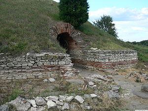 Pomorie - Pomorie's ancient Thracian tomb