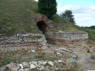 Pomorie - Pomorie's ancient Thracian tomb