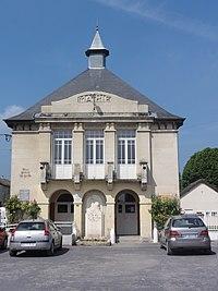 Pontavert (Aisne) Mairie.JPG