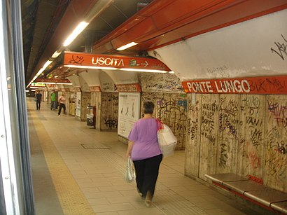 How to get to Ponte Lungo with public transit - About the place