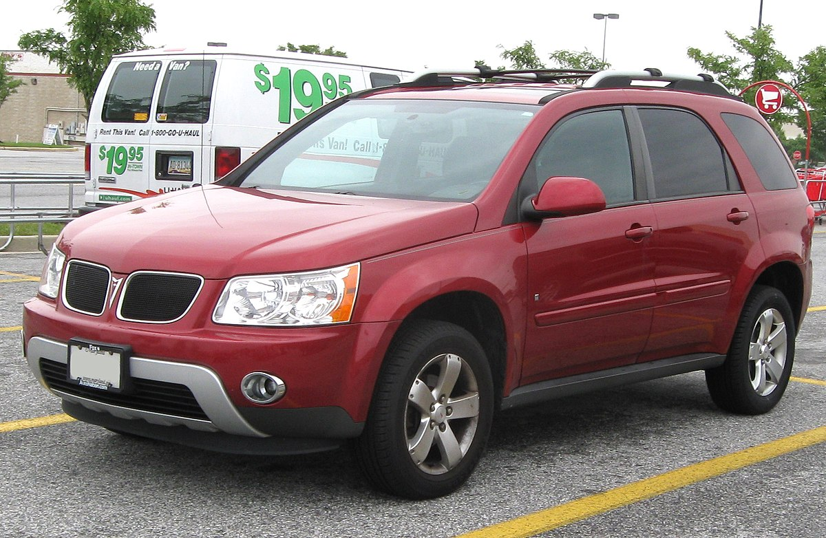 Pontiac Torrent Wikip 233 Dia