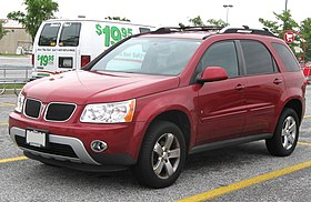 Image illustrative de l'article Pontiac Torrent