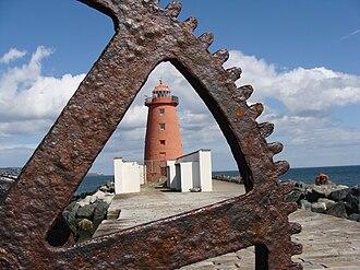 Poolbeg Lighthouse - Poolbeg Lighthouse (May 2009)