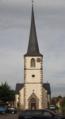 Poppenhausen Wasserkuppe Church Portal Steeple f.png
