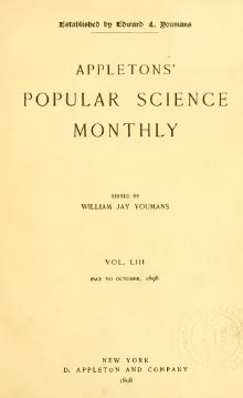 Popular Science Monthly Volume 53.djvu