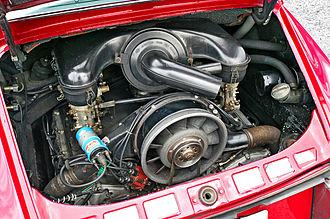 Flat-six engine - Air-cooled 1966 Porsche 911
