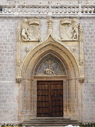 Miraflores Charterhouse - Portal