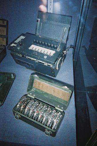 Portex - Portex and rotors at the Royal Signals Museum, Blandford Camp.