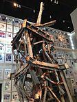Portion of the antenna mast from the World Trade Center, Newseum, Washington, DC, USA - 20130922.jpg