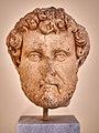 Portrait head of Antoninus Pius, 2nd cent. A.D. (NAM 5241, 1-4-2020).jpg