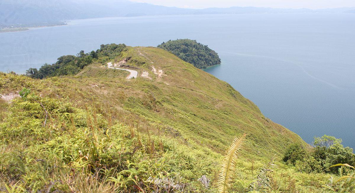 Danau Poso merupakan salah satu danau terdalam di Indonesia