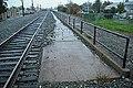 Possible former platform at Marysville station, November 2011.jpg