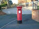 Post box on Olive Mount Road.jpg