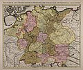 Postarum seu veredariorum stationes per Germaniam et provincias adiacentes - CBT 5878399.jpg
