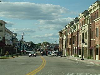 Village in Wisconsin, United States