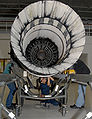 Pratt & Whitney F100-PW-220 turbofan engine.jpg